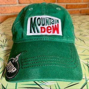 Dale Earnhardt Jr Mountain Dew 88 Baseball Hat AMP